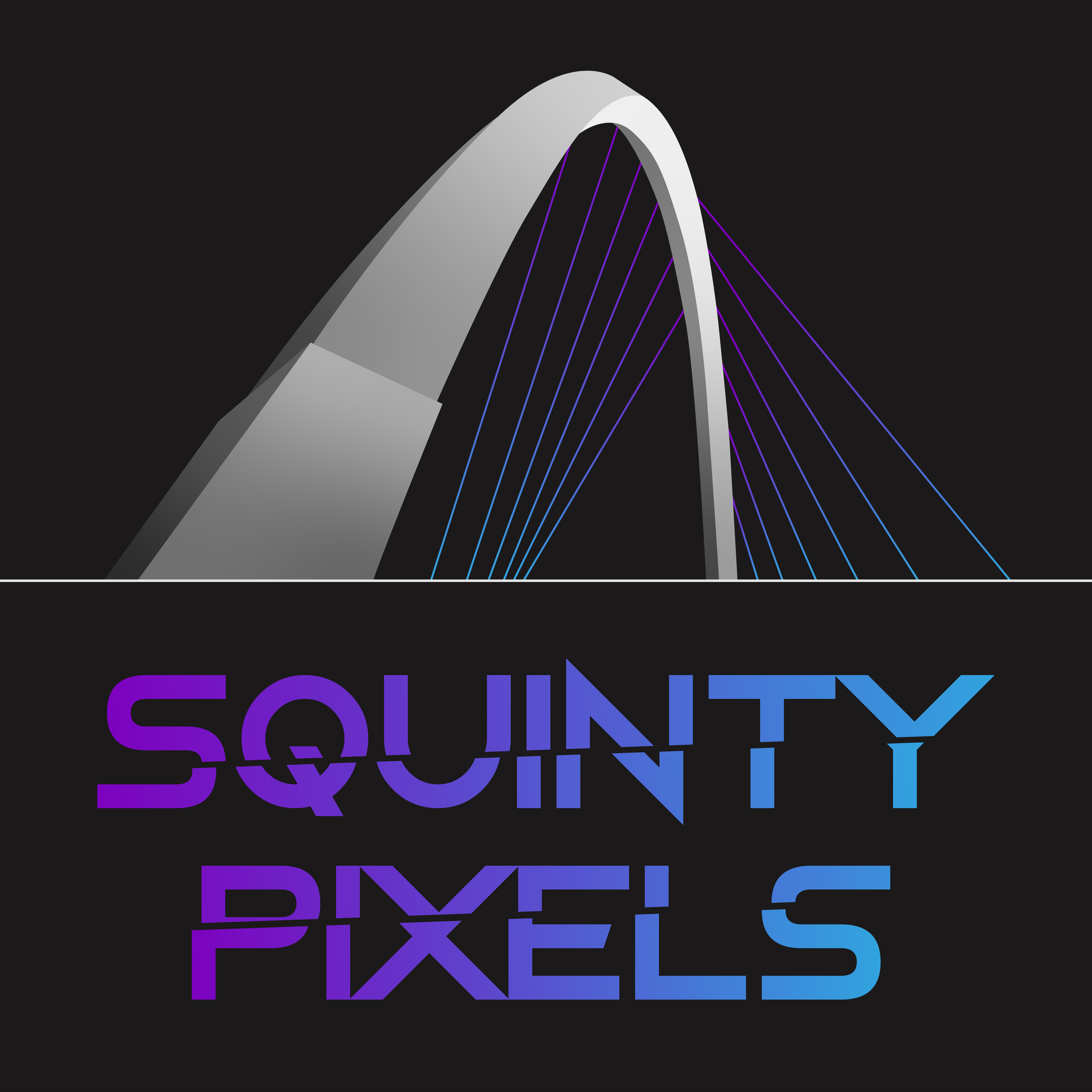 Squinty Pixels