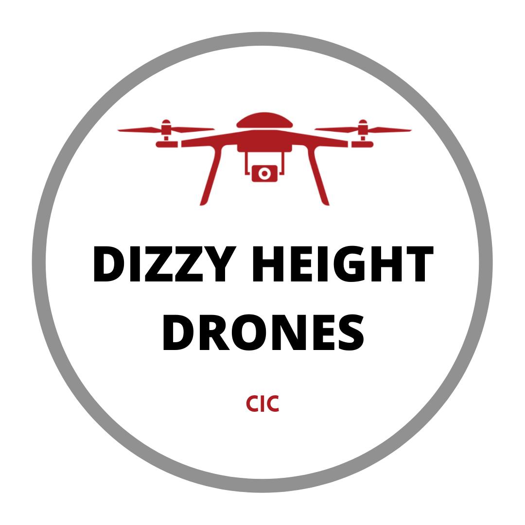 Dizzy height drones CIC