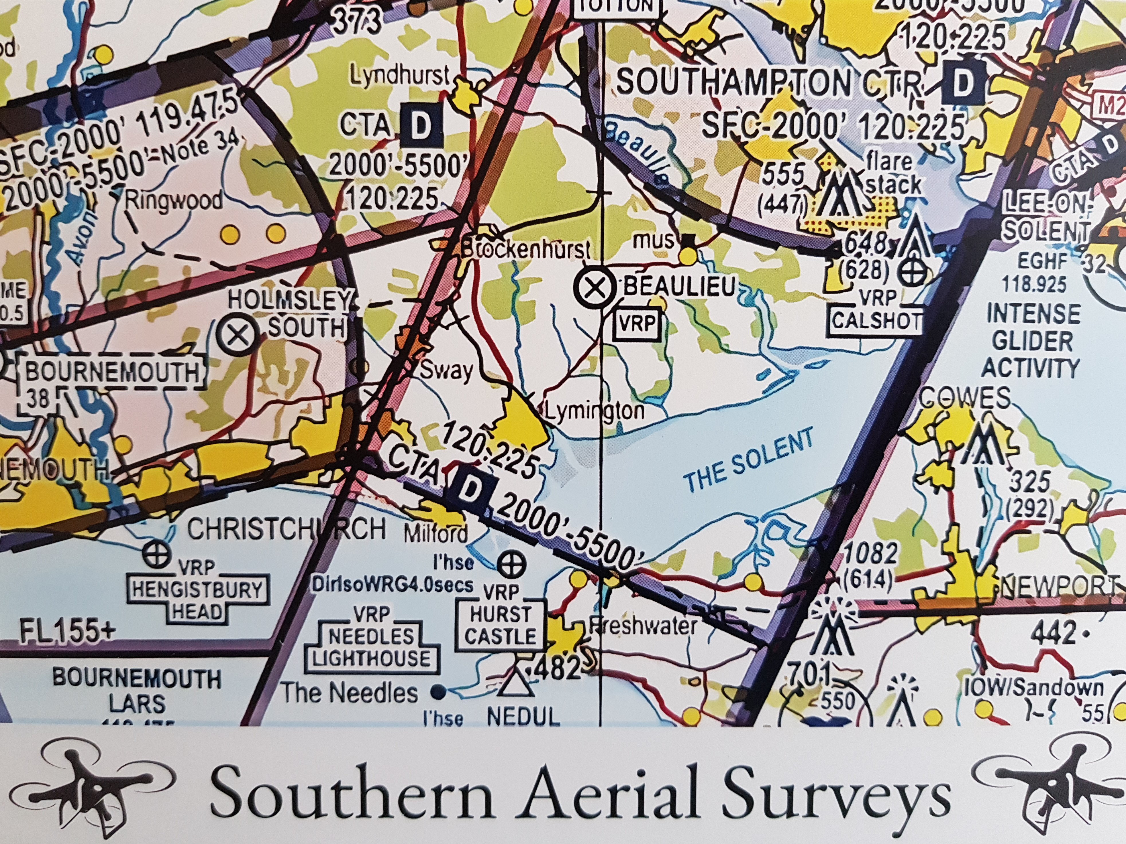 Southern Aerial Surveys