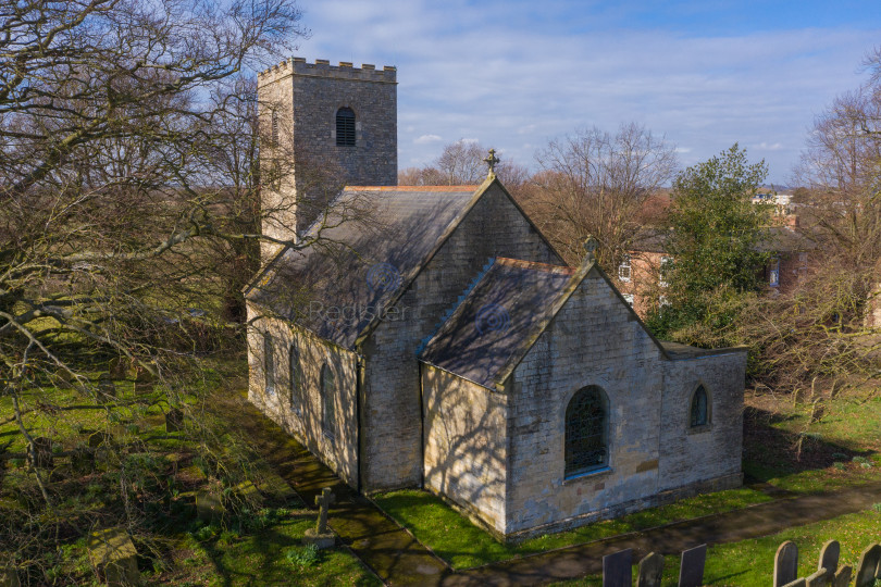 Village Church Lincolnshire