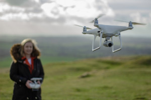 Promoting Diversity in the Drone Industry on International Women's Day and Every Other Day