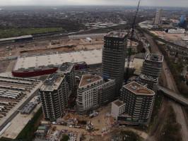 Oaklands Rise development, Acton, London