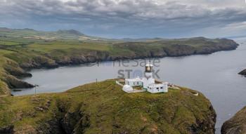 Strumble Head Lighthouse Pembrokeshire