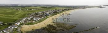 Earlsferry & Elie Beech Front & Golf Course