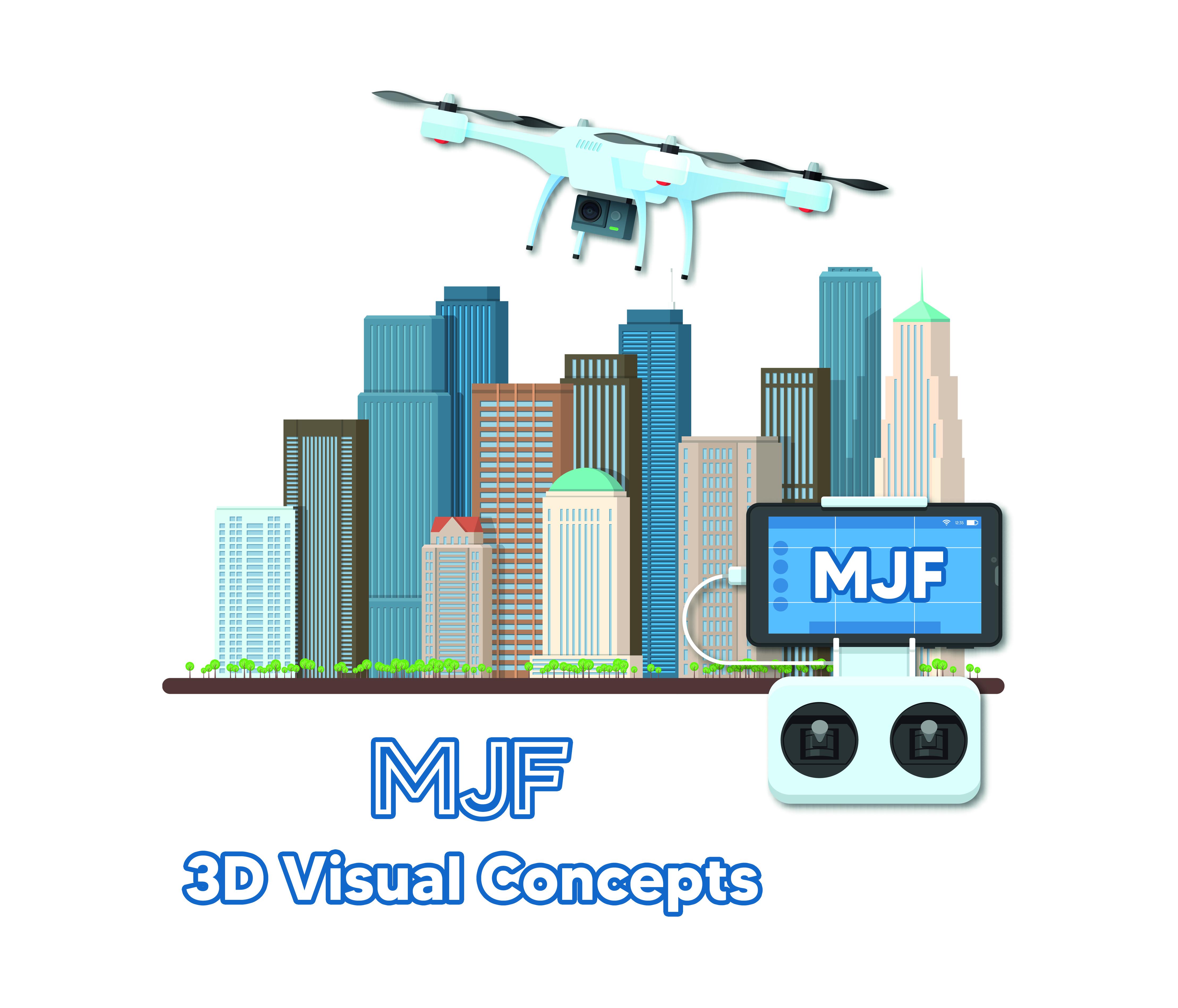 MJF 3D Visual Concepts