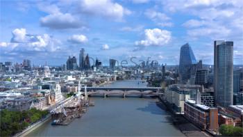London River Thames, Waterloo