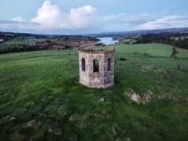 Temple on Kenmuir Hill