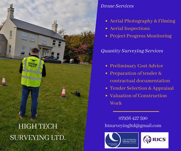 High Tech Surveying Ltd.