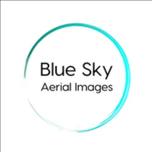 Blue Sky Aerial Images
