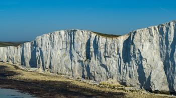 Beachy Head Cliffs Close