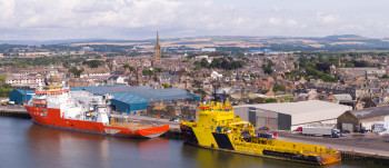 Ships in Montrose 2