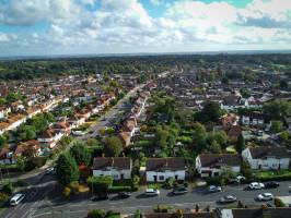 Green Lane in Chislehurst