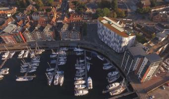 Ipswich Waterfront Still // 001