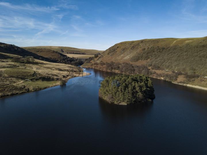 The Lonely Island Of Craig Goch