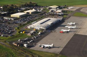 Inverness Airport Terminal Scotland