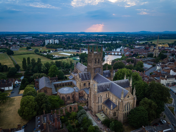 Worcester Cathedral 3