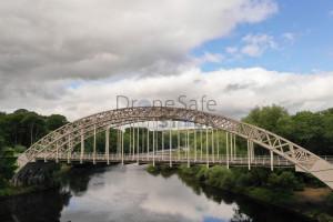 Hagg Bank Bridge - Near Wylam, Northumberland