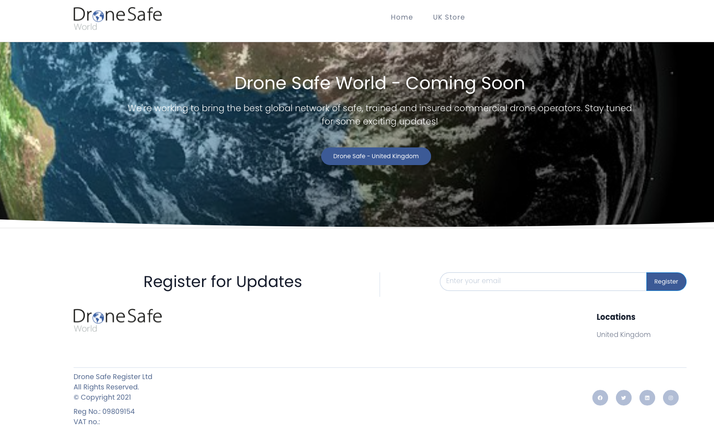 Get ready for Drone Safe World!