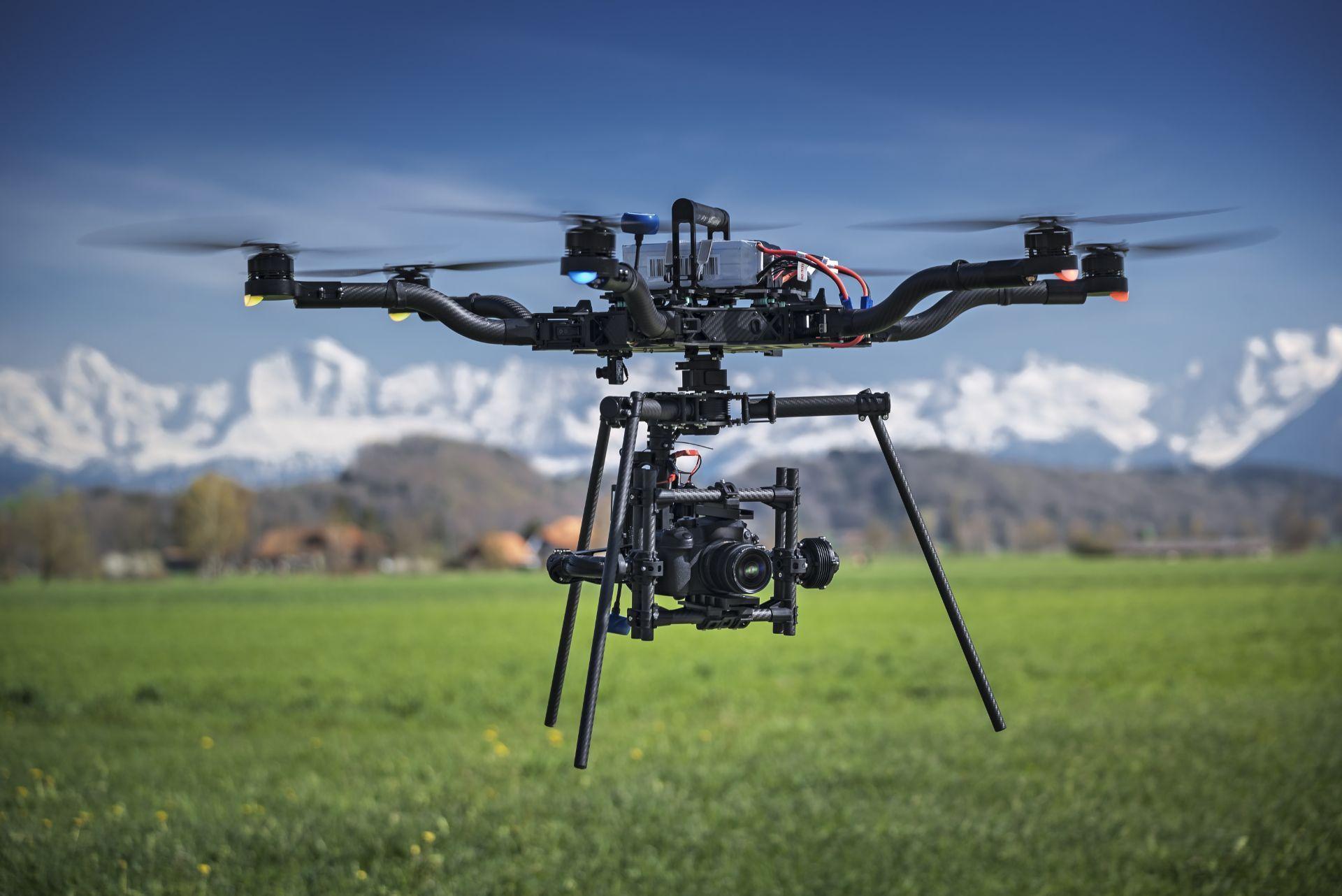 Heavylift Drone Operator