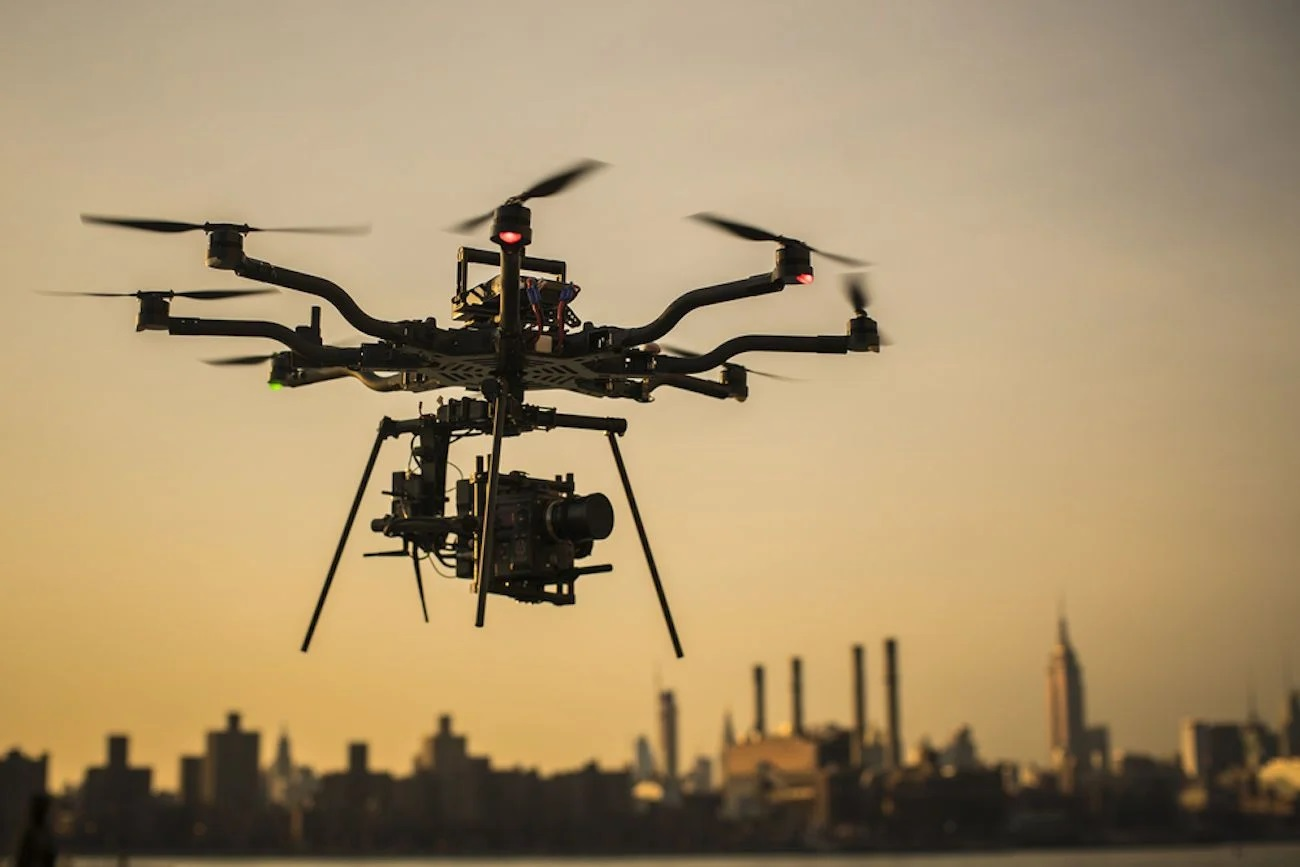 The Benefits of Aerial Photography by Drone