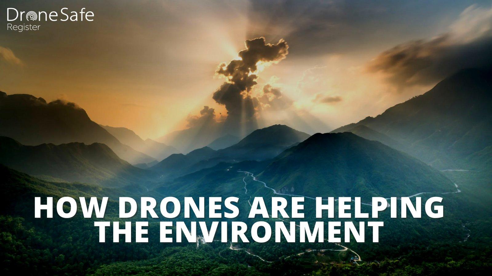 Sustainable Drone Weddings