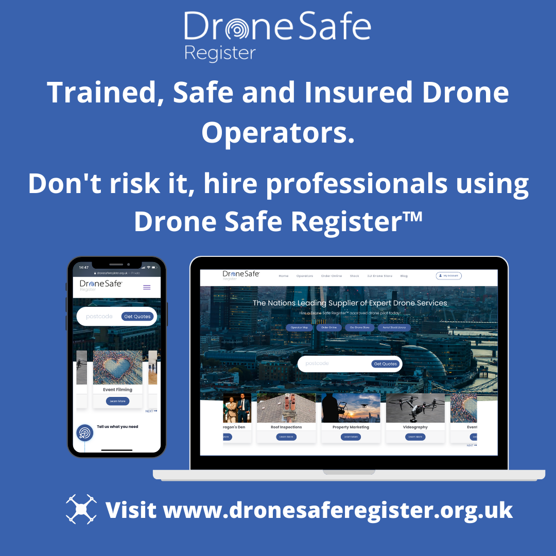 March Newsletter - Drone Safe Register™ Industry News