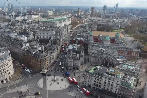 Drone Footage London