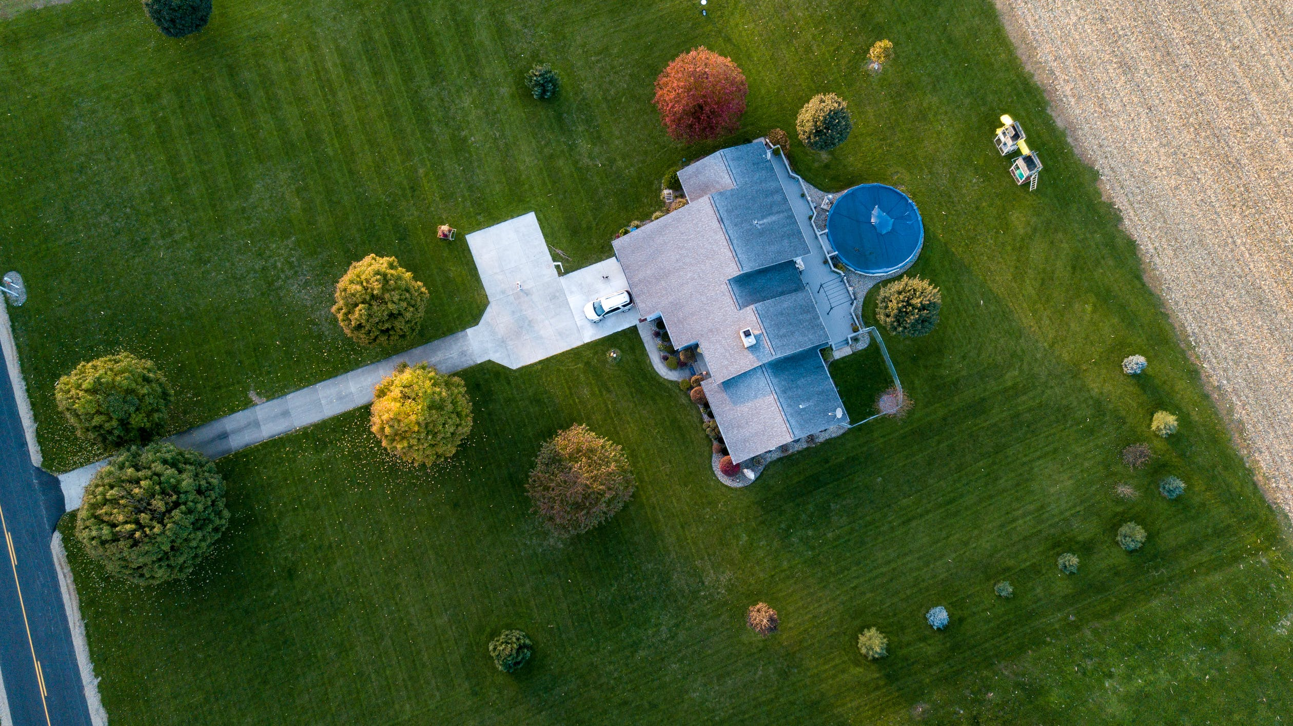 UK Drone Photography of Property