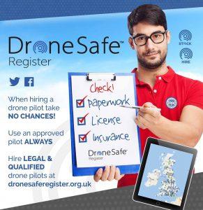 Drone Safe Register Drone UK Pilots Legal