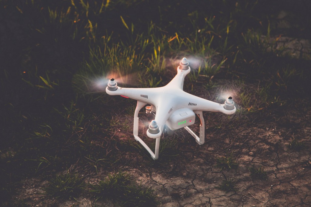 Rent a Drone in the UK