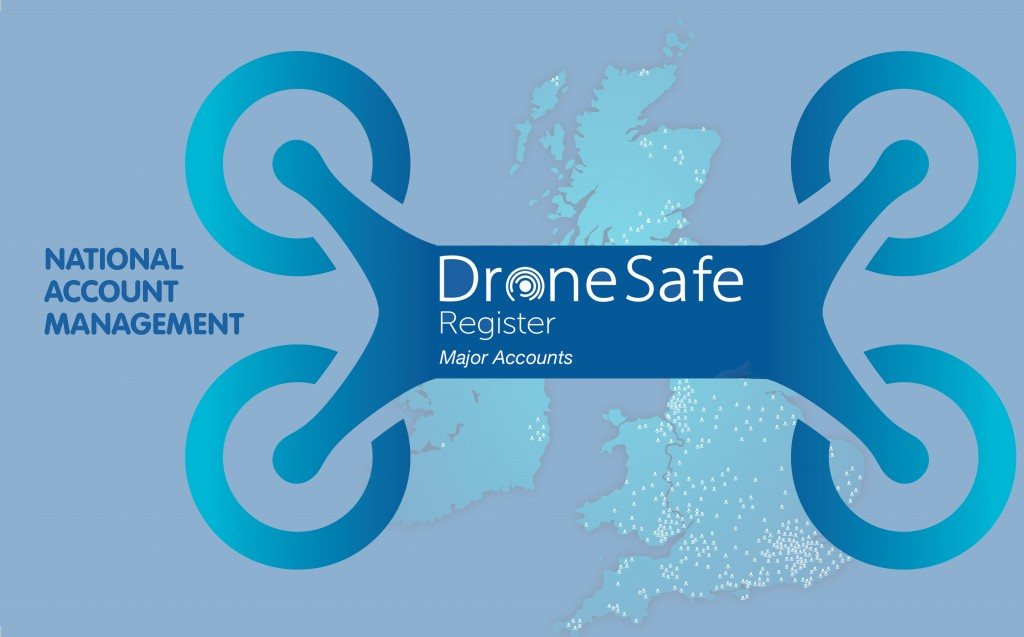 A National solution to drone service solutions nationwide