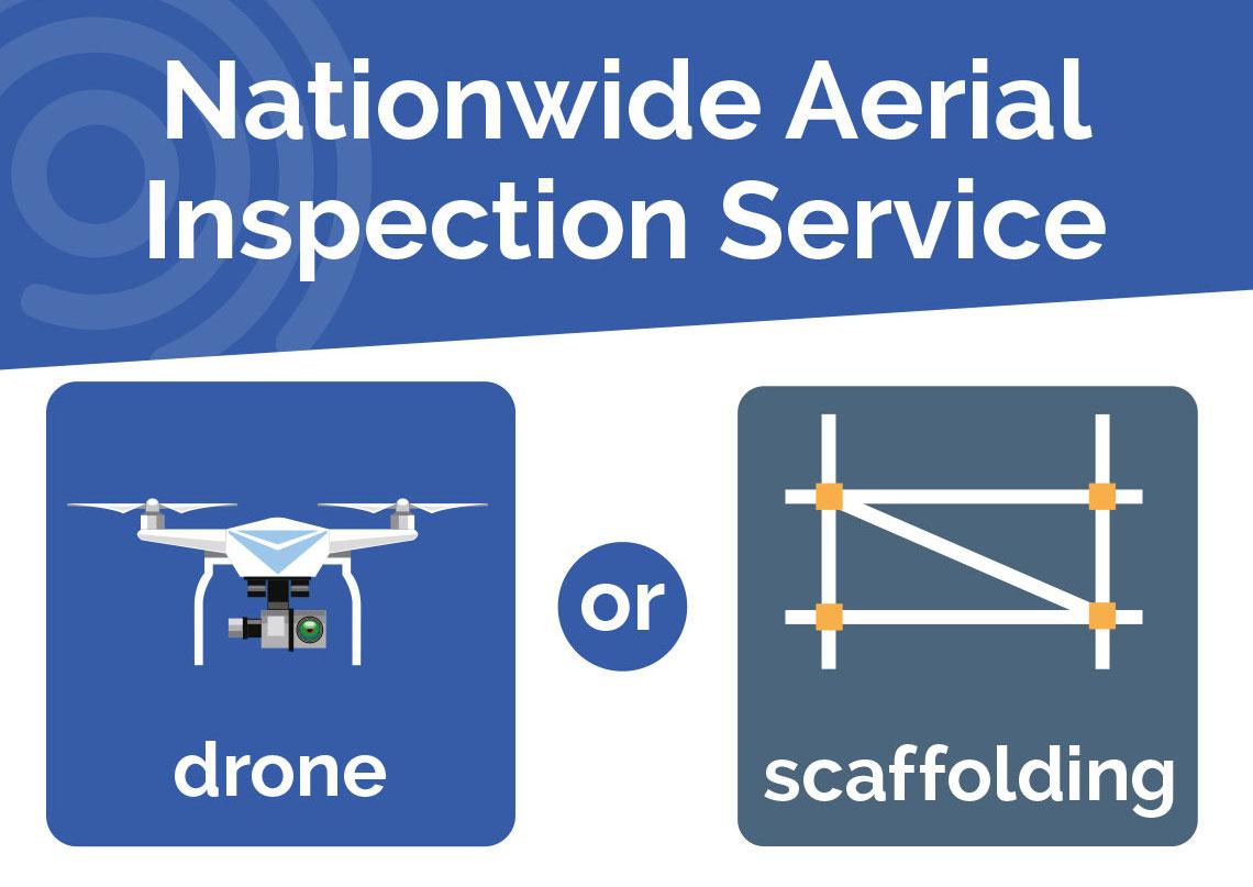 Drone Roof Surveys