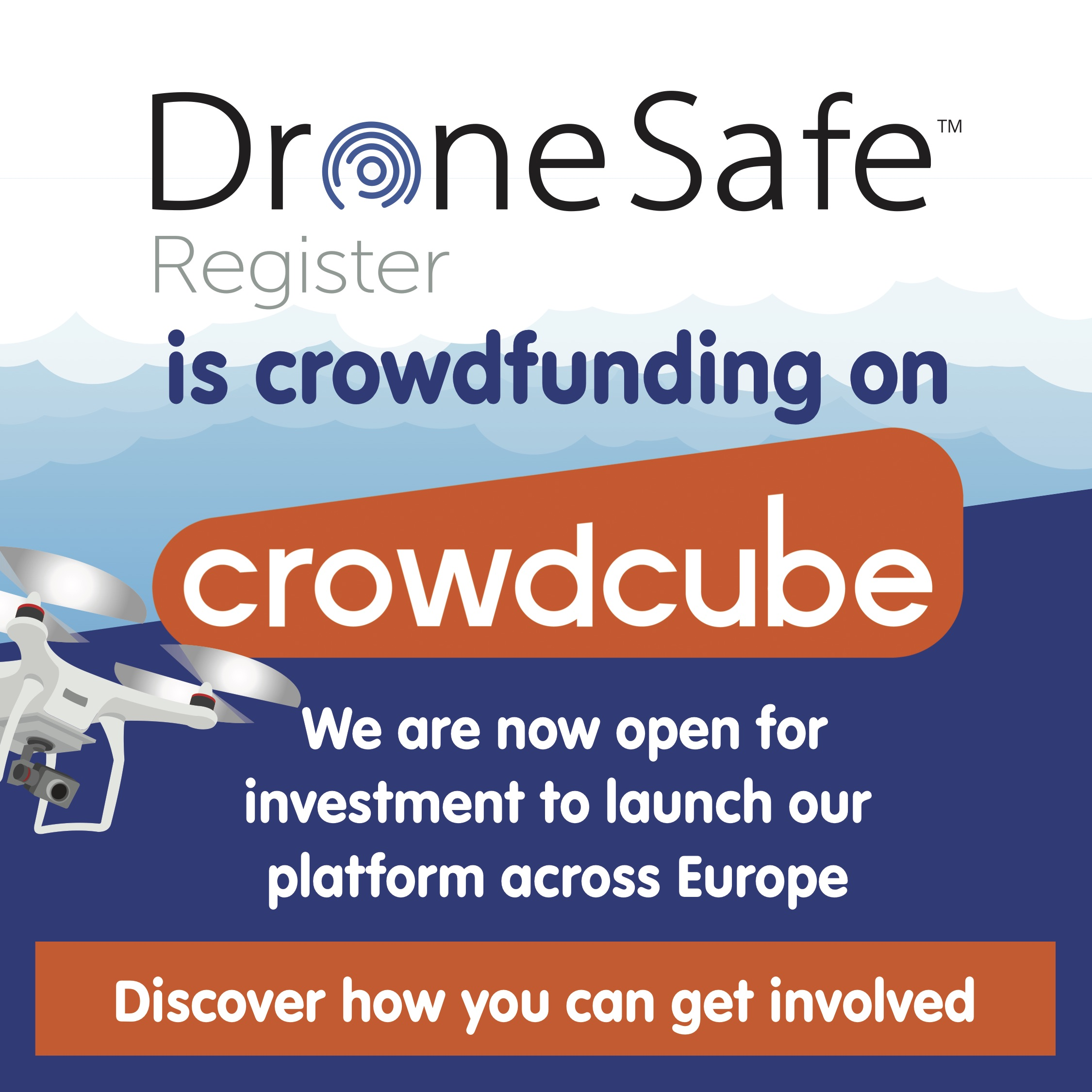 Drone Safe Register™ launches on Crowdcube