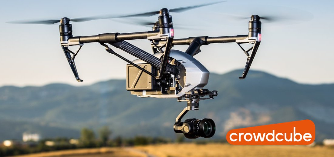 Drone Safe Register™ is crowdfunding with Crowdcube